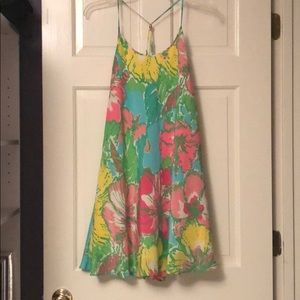 Lilly Pulitzer Maisy Dress in Big Flirt